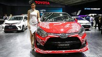 Sampai 18 Agustus, Toyota Lepas 6.567 Unit Mobil