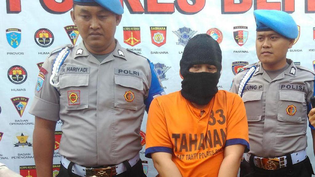 Berawal dari Samsat Keliling, Polisi Bekuk Pelaku Pemalsuan STNK