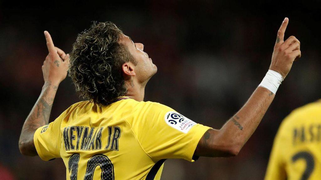 Melihat Kembali Debut Neymar dengan PSG