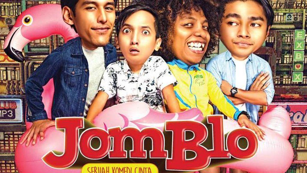 Adhitya Mulya dan Deva Mahenra Ungkap Milenial di Film Jomblo