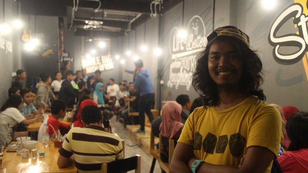 Dodit Mulyanto, Komika yang Kini Terjun Berbisnis