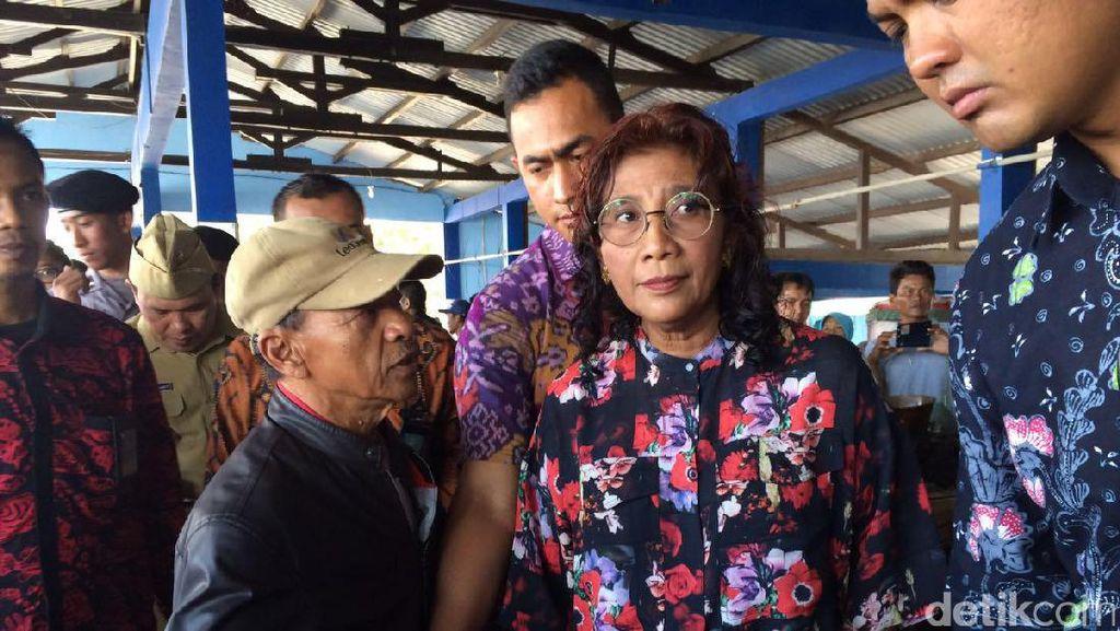 Seperti Jokowi, Susi Juga Bikin Kuis Berhadiah Sepeda