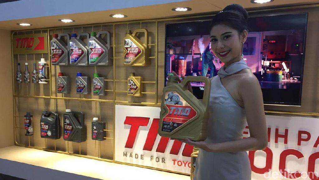 Toyota Buat Pelumas untuk Innova Diesel dkk, Lebih Adem dan Irit