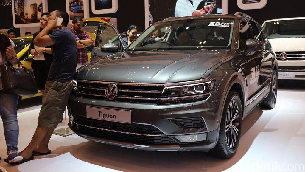 VW Tiguan Generasi Kedua Lebih Ganteng