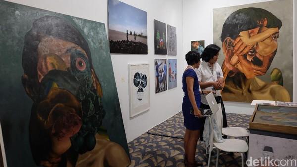 Art Stage Jakarta 2017 Sukses Gaet 52.450 Pengunjung