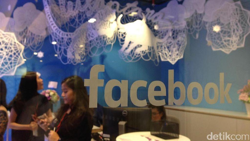 Ini Jumlah Pengguna Facebook dan Instagram di Indonesia