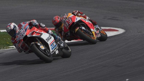 Marquez Sebut Ducati Kini Ancaman di Setiap Sirkuit