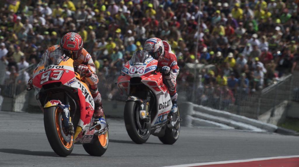 Foto: Manuver di Lap Terakhir Jadi Klimaks MotoGP Austria