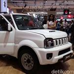 Produksi Jimny di Indonesia, Suzuki Tunggu Kebijakan Emisi Rendah
