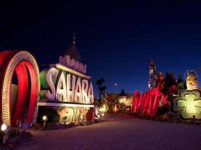 Foto: Sisi Lain Kota Judi Las Vegas