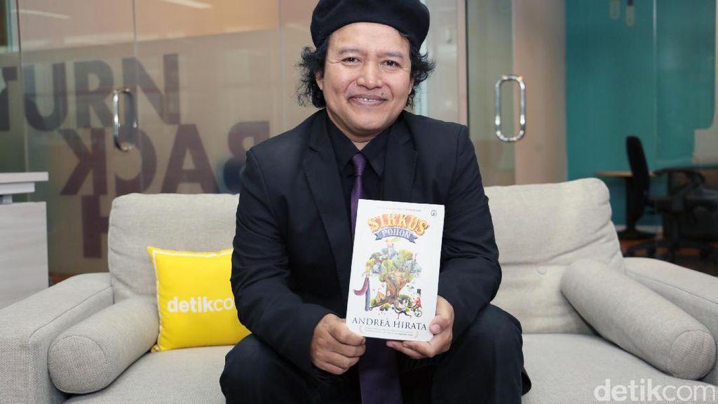 Novel Sirkus Pohon Andrea Hirata akan Jadi Trilogi