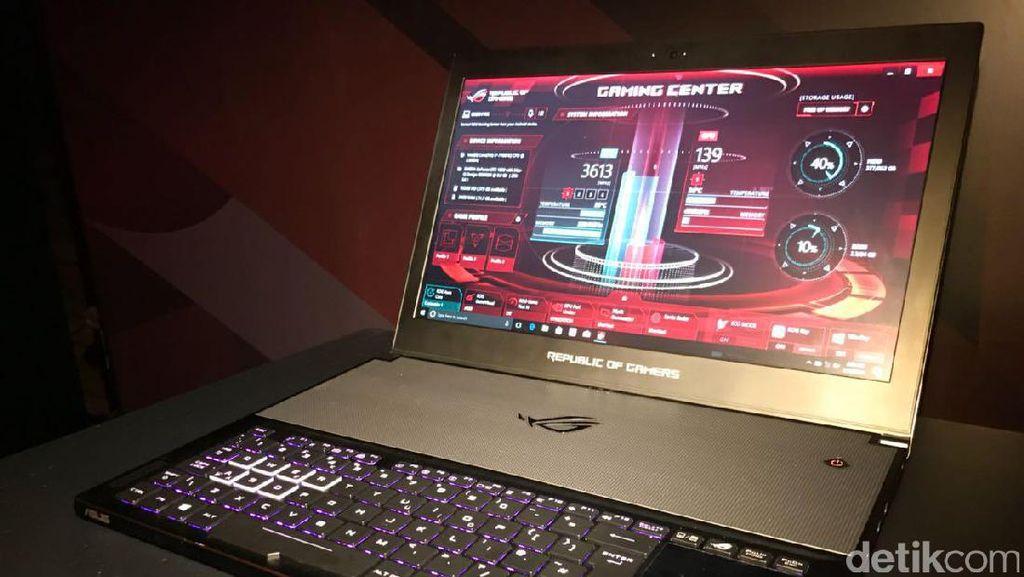 Asus Pamer Deretan Laptop Terseksi di Dunia