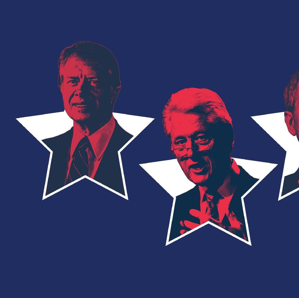 Kiprah Para Mantan Presiden Amerika