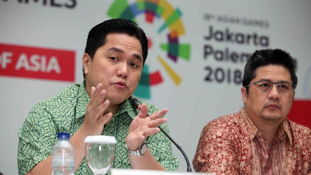 Countdown Asian Games 2018 Habiskan Dana Rp 15 Miliar