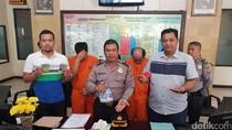Pelaku Hipnotis dengan Guci Bergiok Ditangkap di Bali