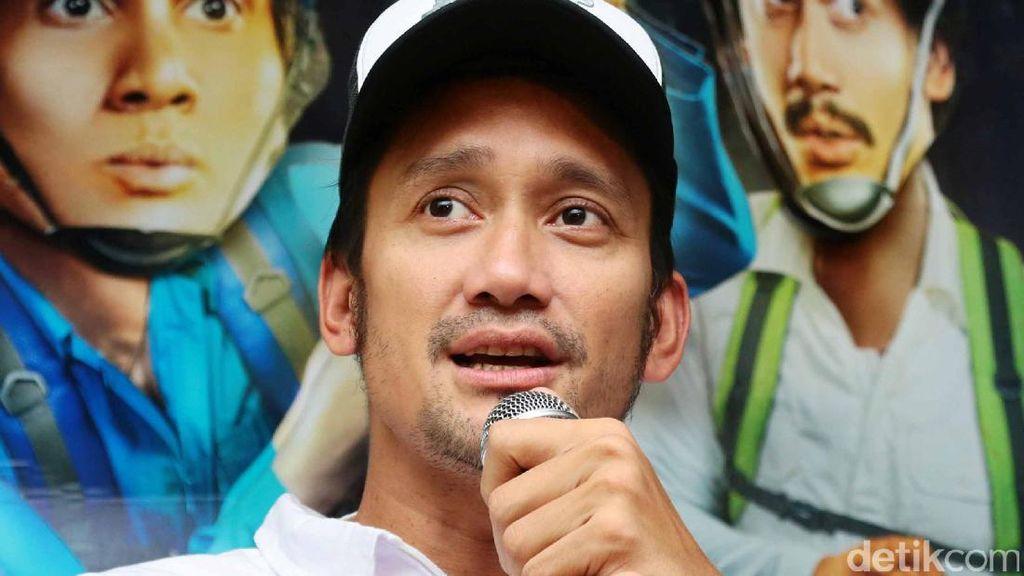 Jalani Pemeriksaan Kesehatan, Tora Sudiro Takut Jarum