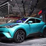 Toyota: C-HR di Indonesia Disesuaikan dengan Kebutuhan Konsumen