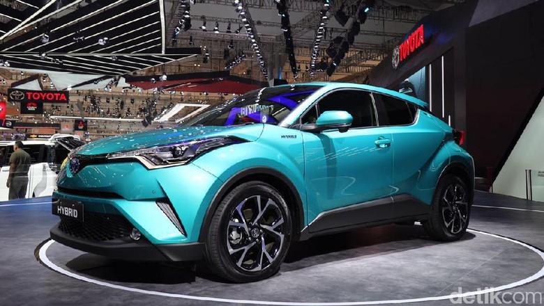 Toyota Siap Bawa C-HR yang Lebih Gahar