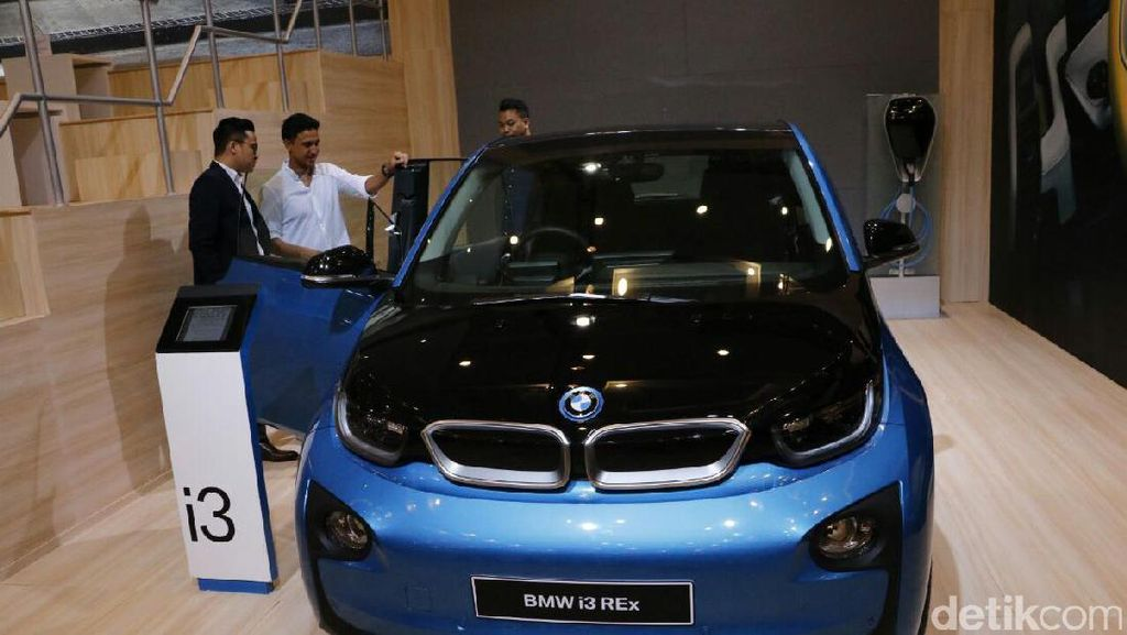 Lihat BMW i3, Hamish Daud Terkesima