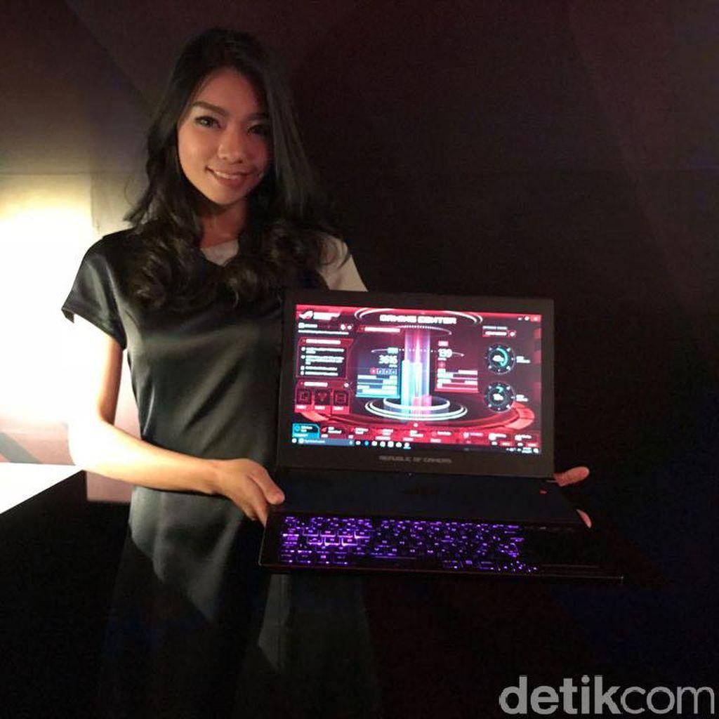 Notebook Gaming Tertipis Dunia Dibanderol Rp 50 Juta