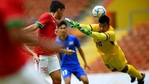 Indonesia Seri 1-1 Lawan Thailand
