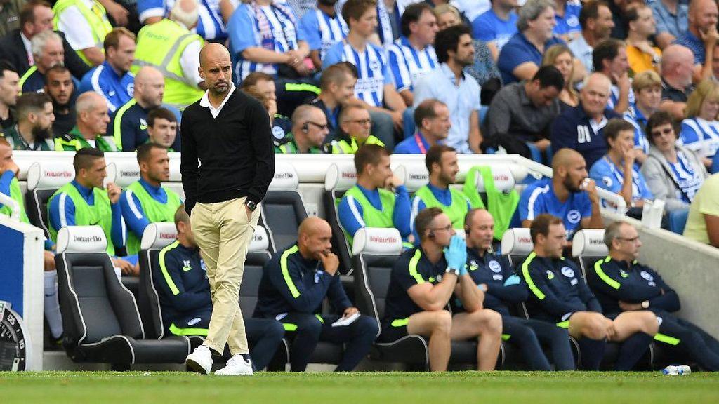 Gaya Manajer Premier League: Birunya Conte, Pep yang Chic, dan Lainnya