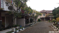 Foto: Ini Rumah Dinas DPR di Kalibata, Masih Butuh Apartemen?
