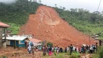 312 Orang Tewas Akibat Banjir dan Longsor di Sierra Leone