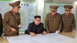 Kim Jong-Un Perintahkan Produksi Lebih Banyak Mesin Roket