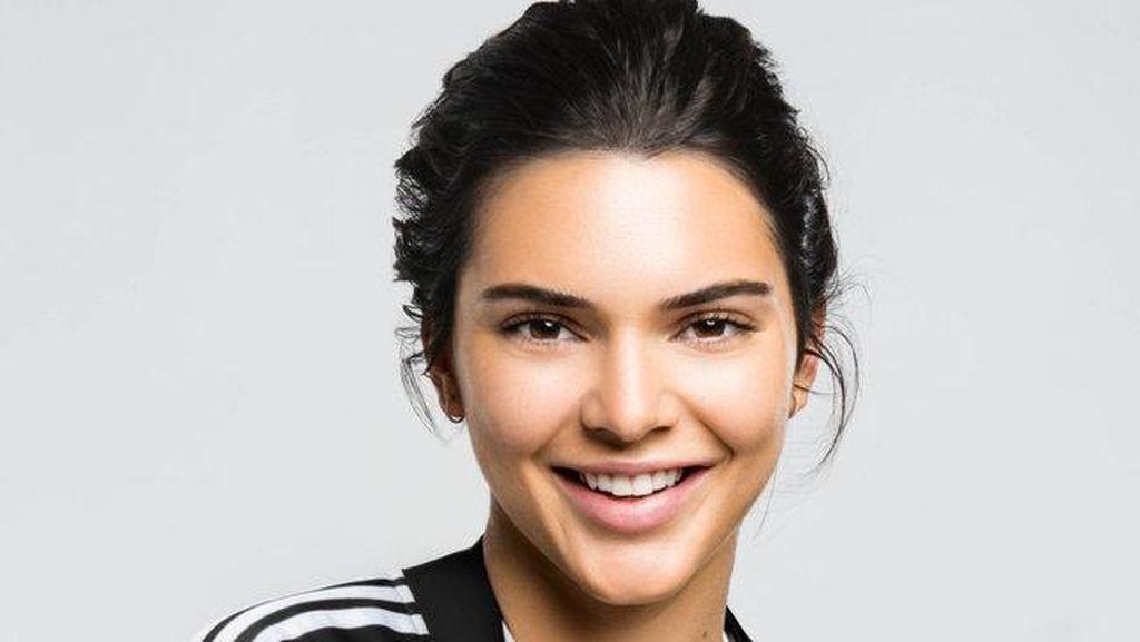 Jadi Brand Ambassador Adidas, Kendall Jenner Dikritik karena Bukan Atlet