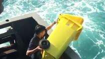 Petugas Kapal Buang Sampah ke Laut, Susi: Harus Dikasih Hukuman