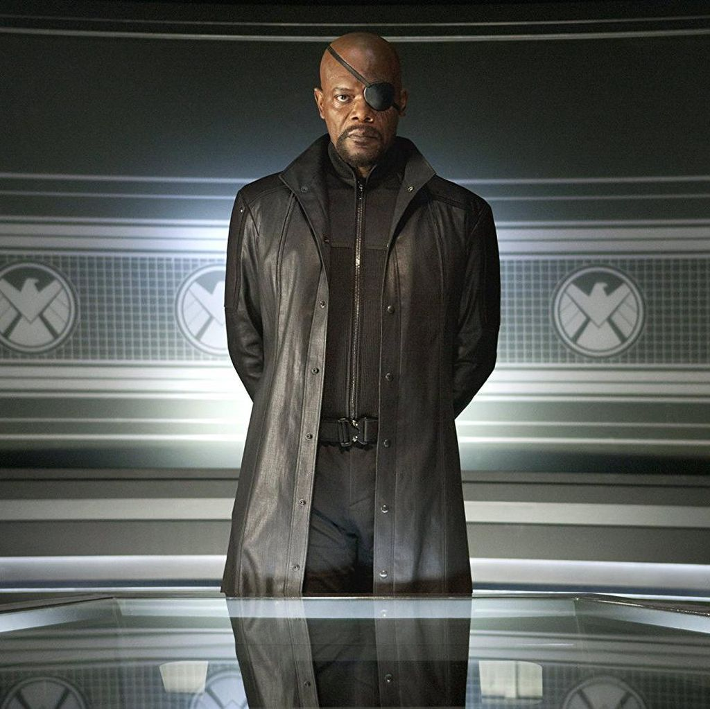 Akan Ada di Mana Nick Fury di Avengers 3 dan 4?