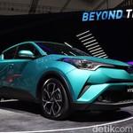 Foto : Ini Mobil Toyota yang Buat Mata Tak Bisa Berkedip