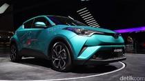 Alasan Toyota Belum Datangkan C-HR ke Indonesia