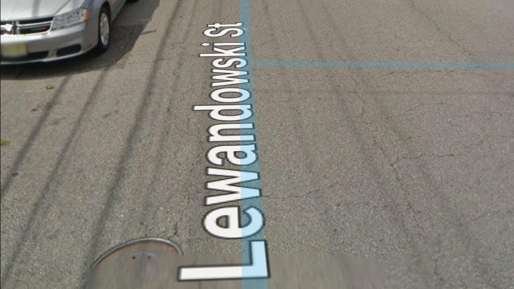 Nama-nama Jalanan Aneh, Dari Lewandowski Hingga Neraka