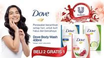 Unilever Fair Transmart Carrefour Tawarkan Produk Perawatan Badan