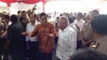 Djarot Hadiri Groundbreaking Rusun Terintegrasi di Tanjung Barat