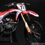 Ini Alasan Honda Pajang Konsep Motor Trail 150 cc
