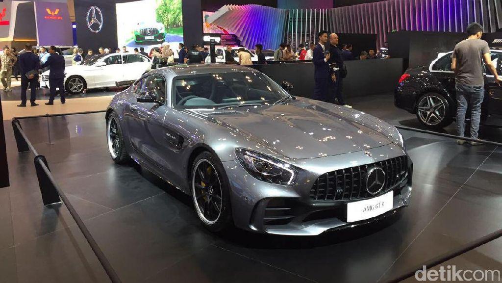 Wah, Mobil Sport Canggih Mercy Rp 5 Miliar Sudah Ada yang Beli
