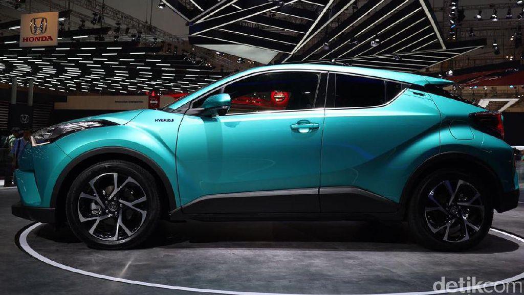 Toyota C-HR Sudah Diuji di Trek Neraka