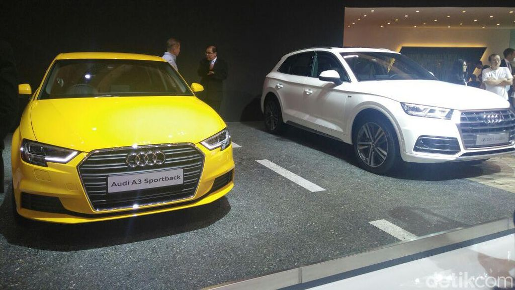 Mengenal All New Audi Q5 dan All New A3 Terbaru