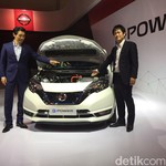Sebelum Bawa Mobil Listrik Nissan Siapkan Dulu E-Power
