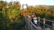 Ada Jembatan Miring di Bantul, Bupati: Akan Segera Diperbaiki
