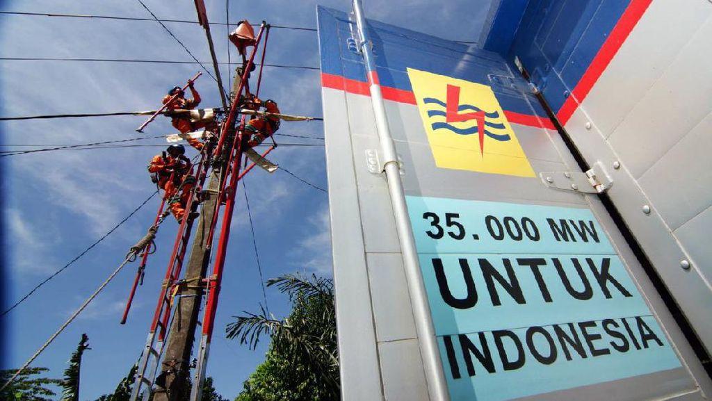 Pemeliharaan Jaringan PLN Jawa Barat