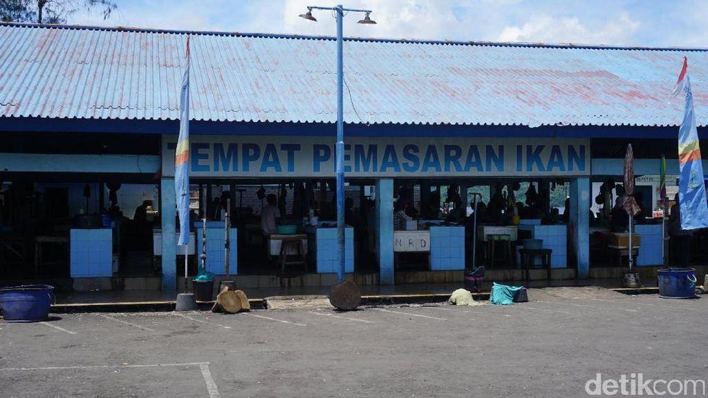 Agar Bisa Ekspor, Industri Ikan Ternate Butuh Kulkas Raksasa