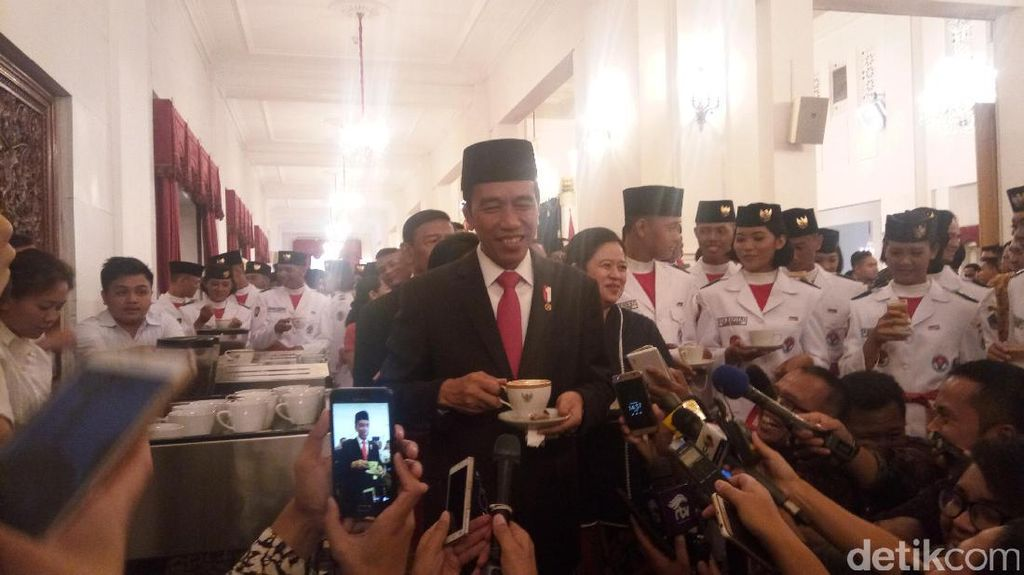 Jokowi Lepaskan Anak Panah, Hitung Mundur Asian Games 2018 Dimulai