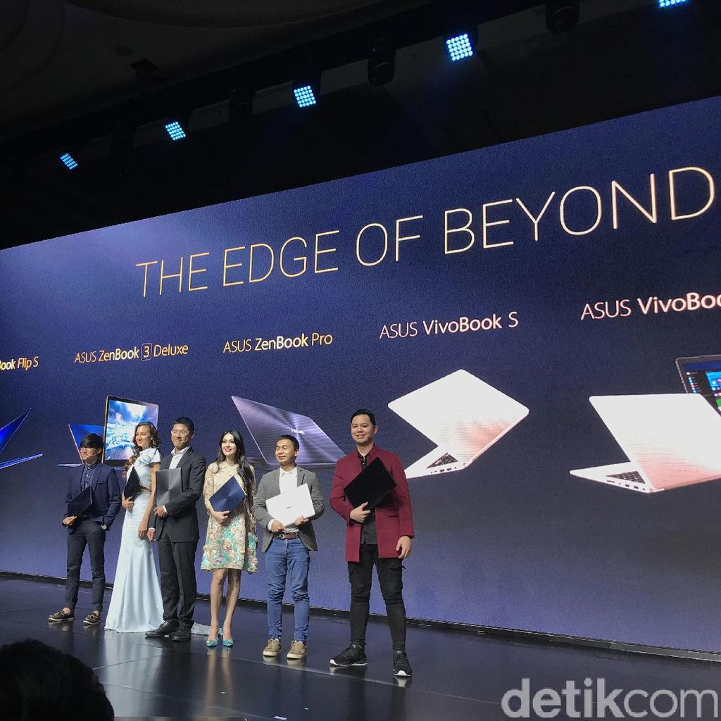 Notebook Tertipis Dunia Mendarat di Indonesia