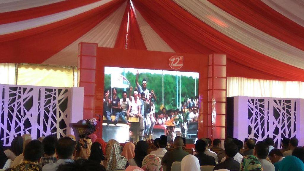 Aceh Peringati 12 Tahun Damai