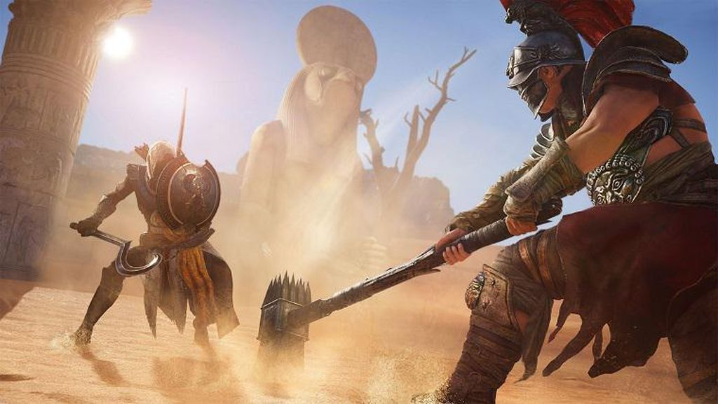 Ubisoft Pamer Trailer Terbaru Assassins Creed: Origins, Seperti Apa?