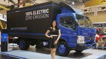 Mitsubishi Siap Transfer Teknologi Truk Listrik
